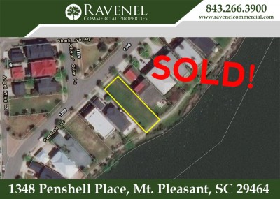 Waterfront Lot in Watermark SOLD by Will Phillips!